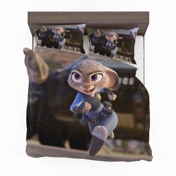 Zootopia Movie Judy Hopps Bedding Set 2