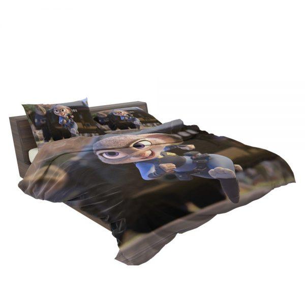 Zootopia Movie Judy Hopps Bedding Set 3