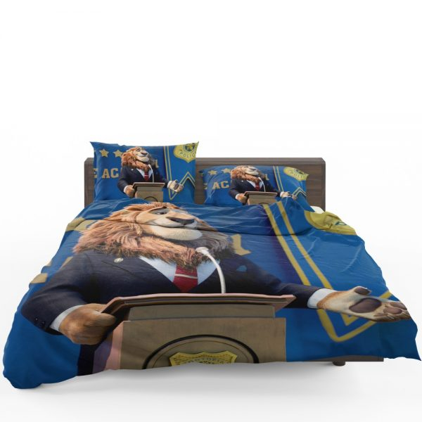 Zootopia Movie Mayor Lionheart Bedding Set 1