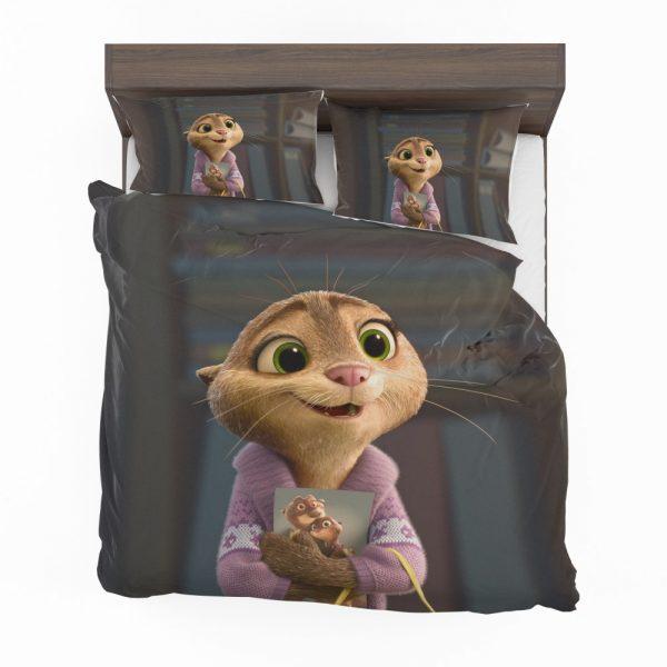 Zootopia Movie Mrs Otterton Bedding Set 2