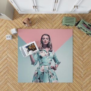 A Simple Favor Movie Blake Lively Anna Kendrick Bedroom Living Room Floor Carpet Rug 1