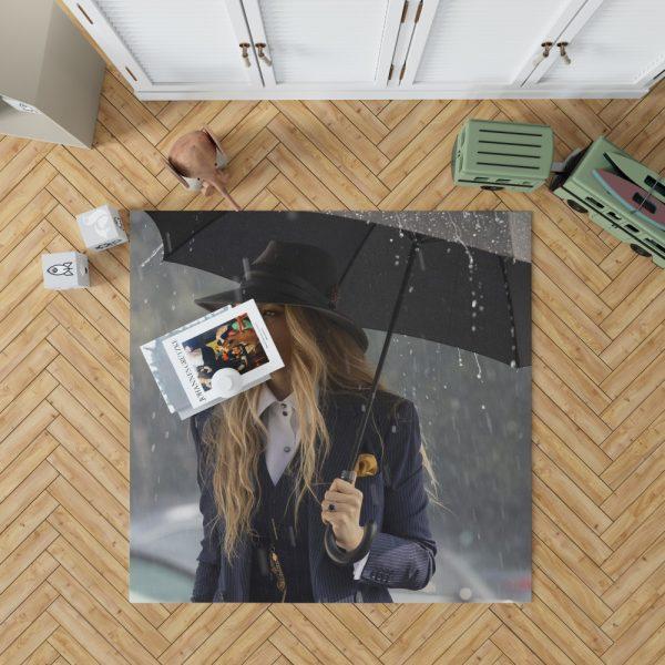 A Simple Favor Movie Blake Lively Bedroom Living Room Floor Carpet Rug 1