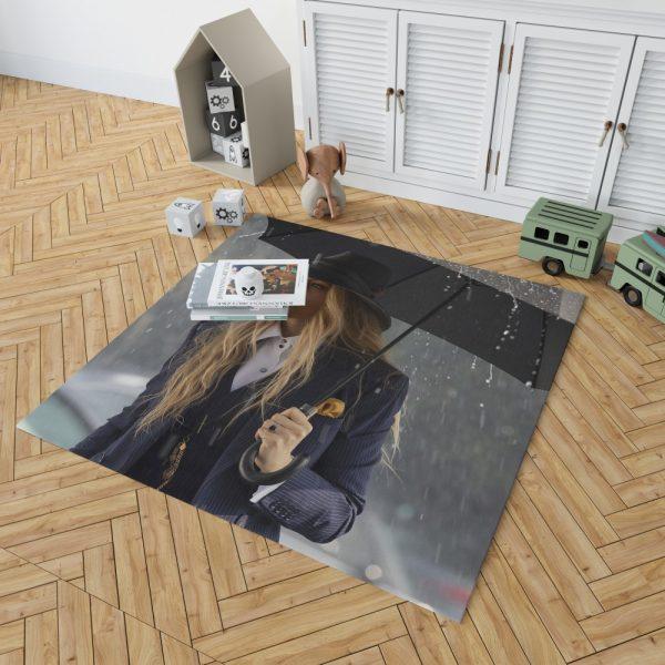 A Simple Favor Movie Blake Lively Bedroom Living Room Floor Carpet Rug 2