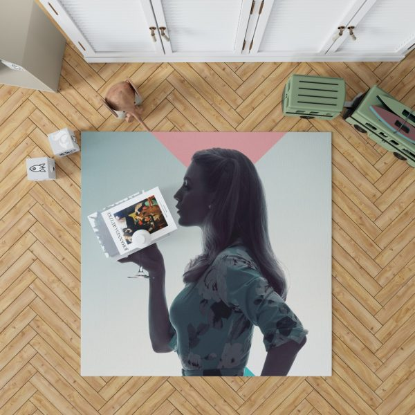 A Simple Favor Movie Martini Blake Lively Bedroom Living Room Floor Carpet Rug 1