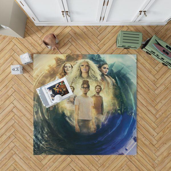A Wrinkle in Time Movie Bedroom Living Room Floor Carpet Rug 1