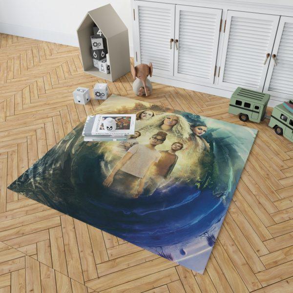 A Wrinkle in Time Movie Bedroom Living Room Floor Carpet Rug 2