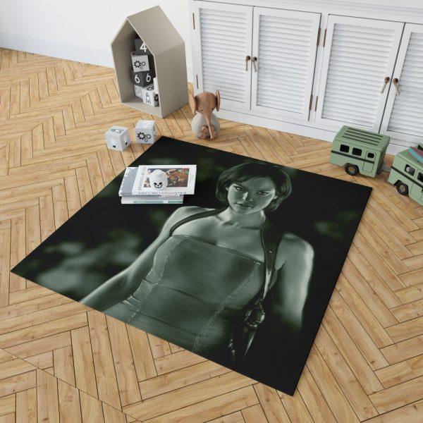 Alice in Resident Evil Apocalypse Movie Bedroom Living Room Floor Carpet Rug 2