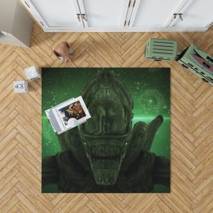 Alien Covenant Movie Xenomorph Bedroom Living Room Floor Carpet Rug 1