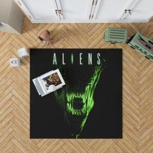 Aliens Movie Bedroom Living Room Floor Carpet Rug 1