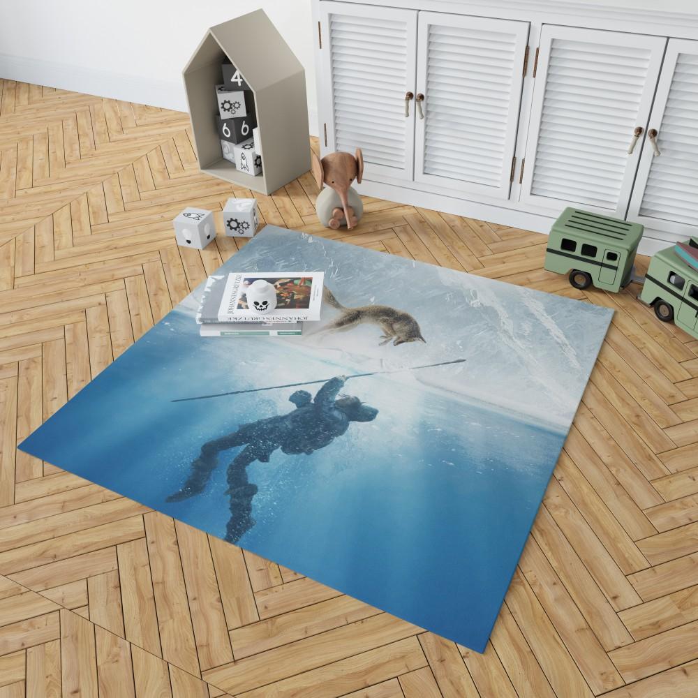 Bedroom Living Room Floor Carpet Rug