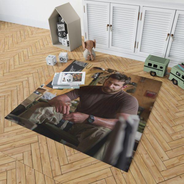 American Sniper Movie Bedroom Living Room Floor Carpet Rug 2