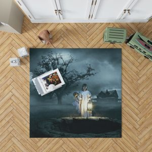 Annabelle Creation Movie Bedroom Living Room Floor Carpet Rug 1