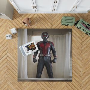 Ant-Man Movie Ant-Man Paul Rudd Bedroom Living Room Floor Carpet Rug 1