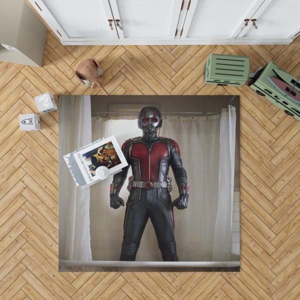 Ant-Man Movie Ant-Man Paul Rudd Bedroom Living Room Floor Carpet Rug 1