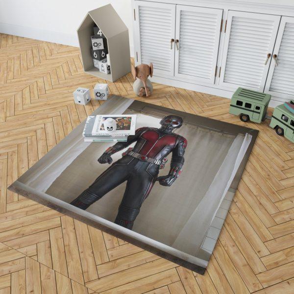 Ant-Man Movie Ant-Man Paul Rudd Bedroom Living Room Floor Carpet Rug 2