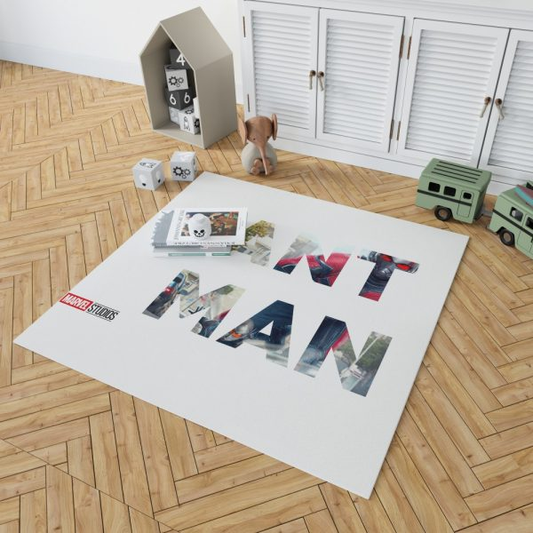 Ant-Man Movie Bedroom Living Room Floor Carpet Rug 2
