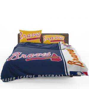 Arizona Diamondbacks MLB Baseball National League Bedding Set 1