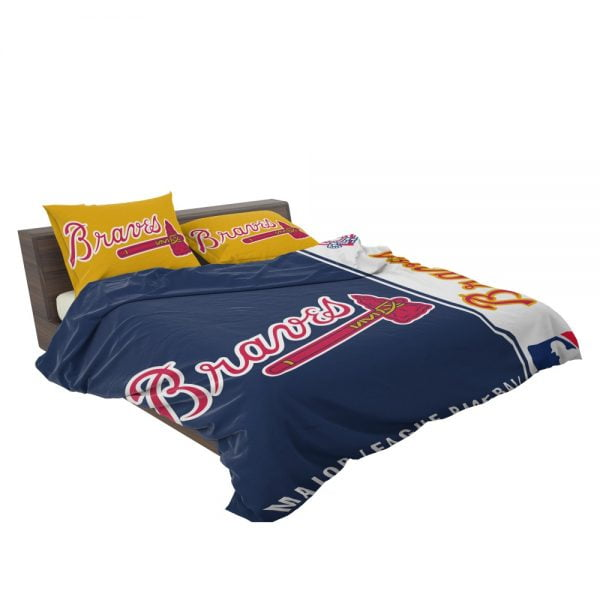 Arizona Diamondbacks MLB Baseball National League Bedding Set 3