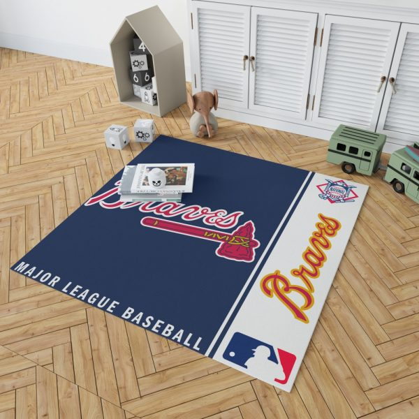 Arizona Diamondbacks MLB Baseball National League Floor Carpet Rug Mat 2