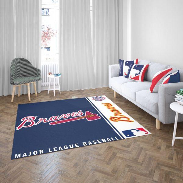 Arizona Diamondbacks MLB Baseball National League Floor Carpet Rug Mat 3