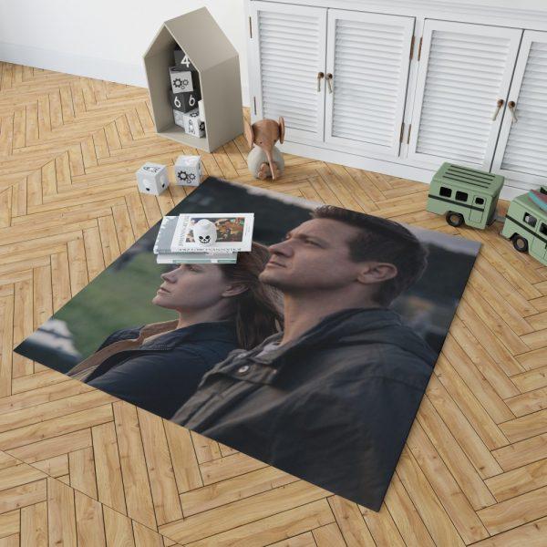 Arrival Movie Amy Adams Jeremy Renner Bedroom Living Room Floor Carpet Rug 2