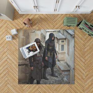 Assassin's Creed Movie Michael Fassbender Bedroom Living Room Floor Carpet Rug 1