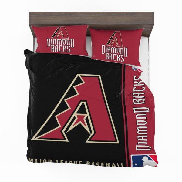 Atlanta Braves MLB Baseball National League Bedding Set 2