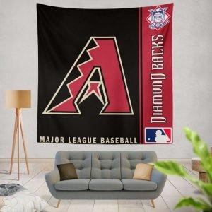Atlanta Braves MLB Baseball National League Wall Hanging Tapestry