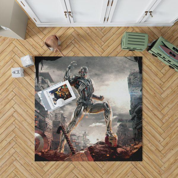 Avengers Age of Ultron Movie Bedroom Living Room Floor Carpet Rug 1