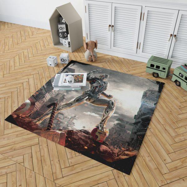 Avengers Age of Ultron Movie Bedroom Living Room Floor Carpet Rug 2