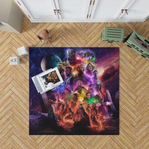 Avengers Endgame Movie Ant-Man Anthony Mackie Benedict Cumberbatch Bedroom Living Room Floor Carpet Rug 1