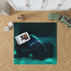 Avengers Endgame Movie Bedroom Living Room Floor Carpet Rug 1