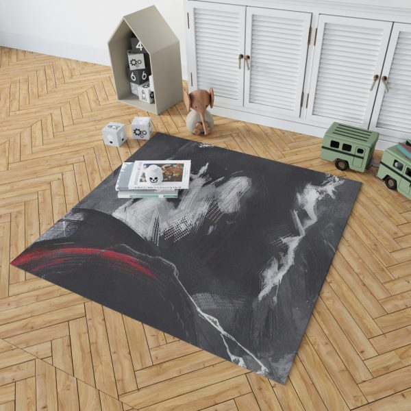 Avengers Endgame Movie Chris Hemsworth Thor Bedroom Living Room Floor Carpet Rug 2