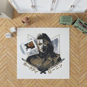 Avengers Endgame Movie Hawkeye Jeremy Renner Bedroom Living Room Floor Carpet Rug 1