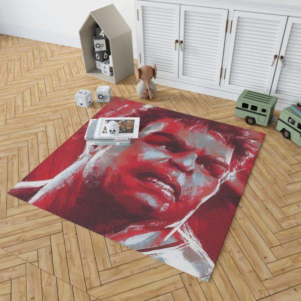 Avengers Endgame Movie Hulk Bedroom Living Room Floor Carpet Rug 2