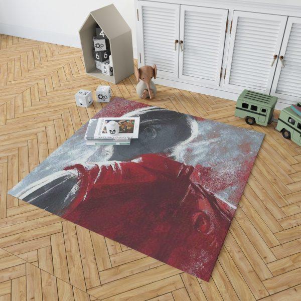 Avengers Endgame Movie Karen Gillan Nebula Marvel Comics Bedroom Living Room Floor Carpet Rug 2