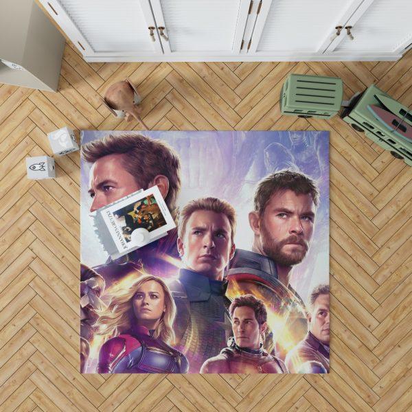 Avengers Endgame The Avengers Marvel MCU Bedroom Living Room Floor Carpet Rug 1