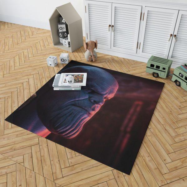 Avengers Infinity War Movie Marvel Comics Thanos Bedroom Living Room Floor Carpet Rug 2