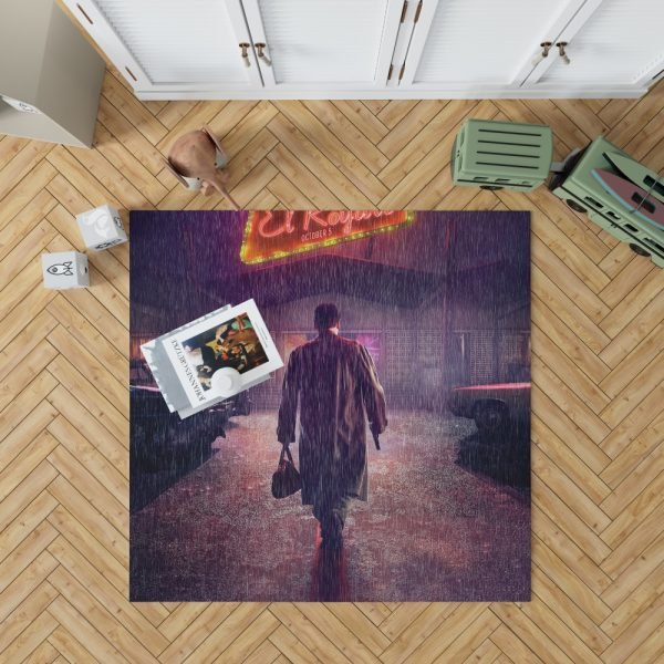 Bad Times at the El Royale Movie Bedroom Living Room Floor Carpet Rug 1