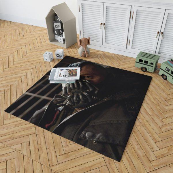 Bane inThe Dark Knight Rises Batman Movie DC Comics Bedroom Living Room Floor Carpet Rug 2