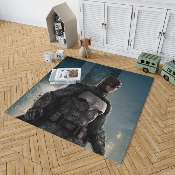 Batman Justice League Bedroom Living Room Floor Carpet Rug 2