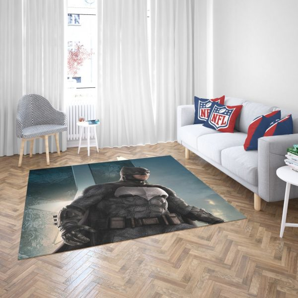 Batman Justice League Bedroom Living Room Floor Carpet Rug 3
