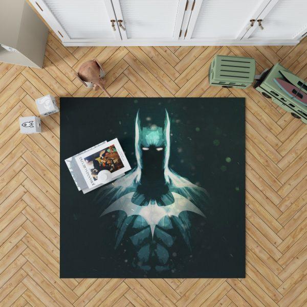 Batman Movie Artistic Bedroom Living Room Floor Carpet Rug 1