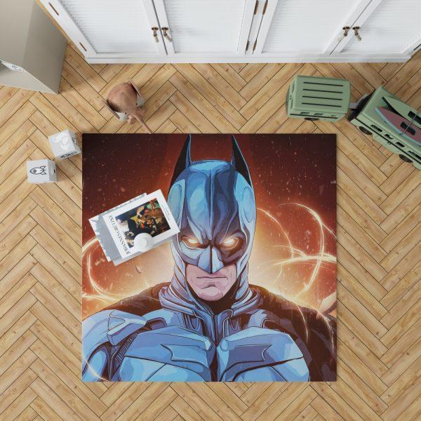 Batman The Dark Knight Movie DC Comics Bedroom Living Room Floor Carpet Rug 1