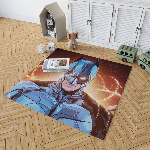 Batman The Dark Knight Movie DC Comics Bedroom Living Room Floor Carpet Rug 2