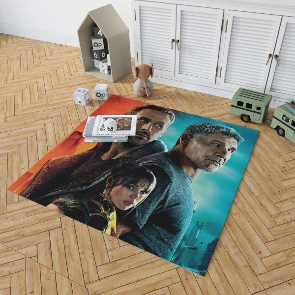 Blade Runner Movie Bedroom Living Room Floor Carpet Rug 2