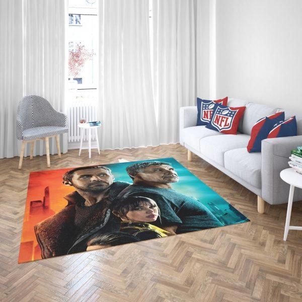 Blade Runner Movie Bedroom Living Room Floor Carpet Rug 3