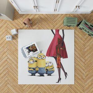 Bob Stuart Kevin Minions MovieBedroom Living Room Floor Carpet Rug 1