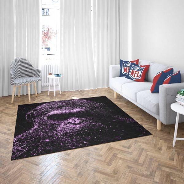 Caesar War For The Planet Of The Apes Bedroom Living Room Floor Carpet Rug 3