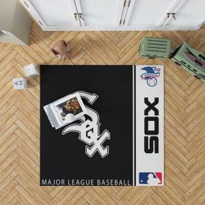 Chicago White Sox MLB Baseball American League Floor Carpet Rug Mat 1